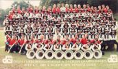 Ryders Photos- 1984 Midwest corps photo in Whitewater, WI